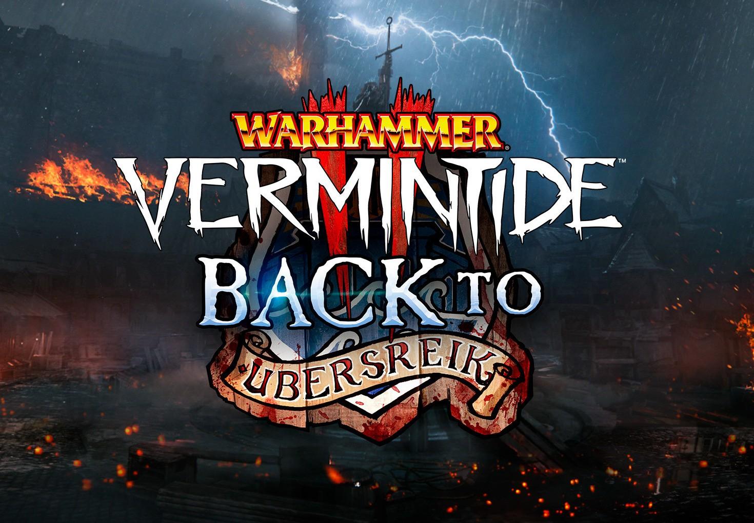 Warhammer: Vermintide 2 - Back to Ubersreik DLC Steam Altergift
