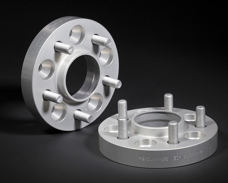 H&R 1024562SW Trak+ | 4/100 | 56.2 | Bolt | 14x1.25 | 5mm | DR | Wheel Spacer Mini Cooper S Clubman 08-14