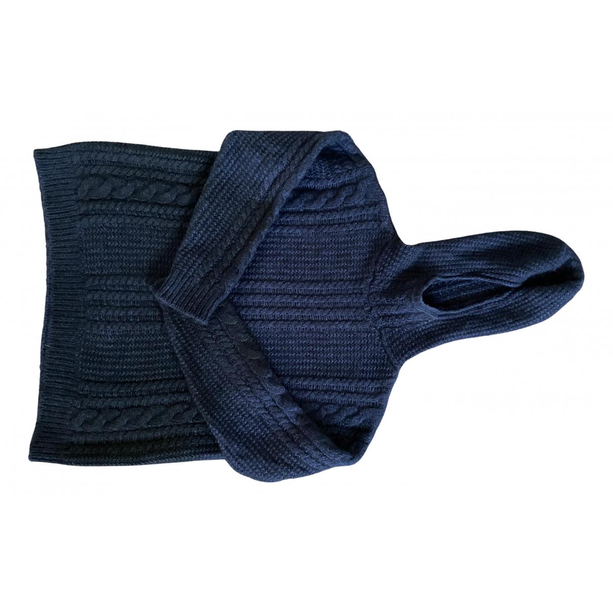 Dior - Pull   pour femme en laine - marine