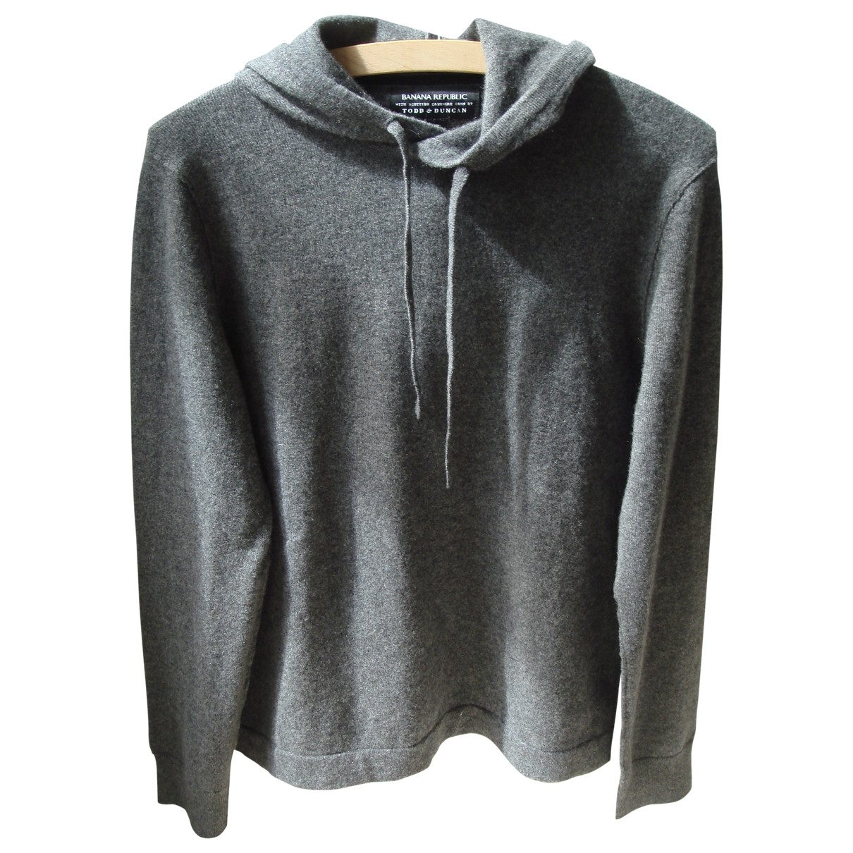 Banana Republic \N Grey Cashmere Knitwear & Sweatshirts for Men XS International