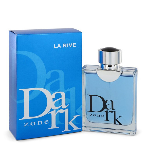 La Rive Dark Zone - La Rive Eau de Toilette Spray 90 ml