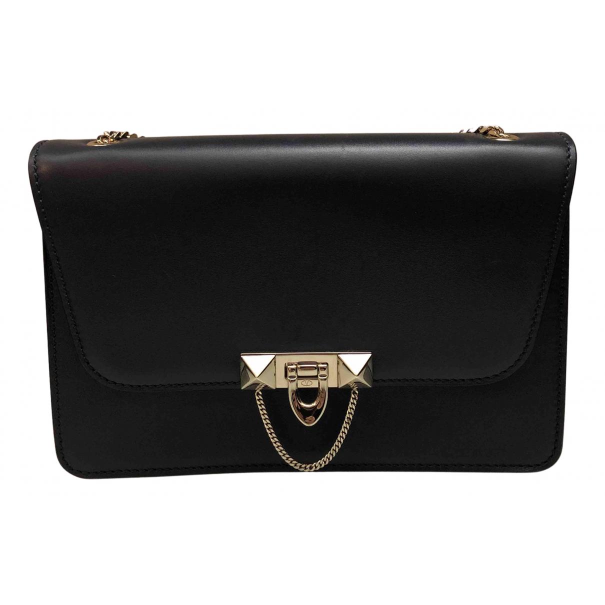 Valentino Garavani Rockstud Blue Leather Clutch bag for Women N