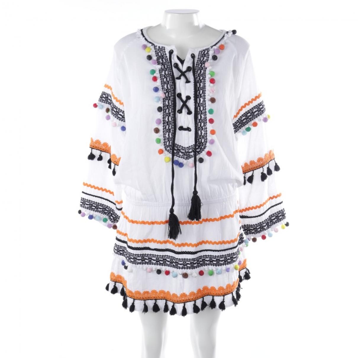 Dodo Bar Or - Robe   pour femme en coton - multicolore