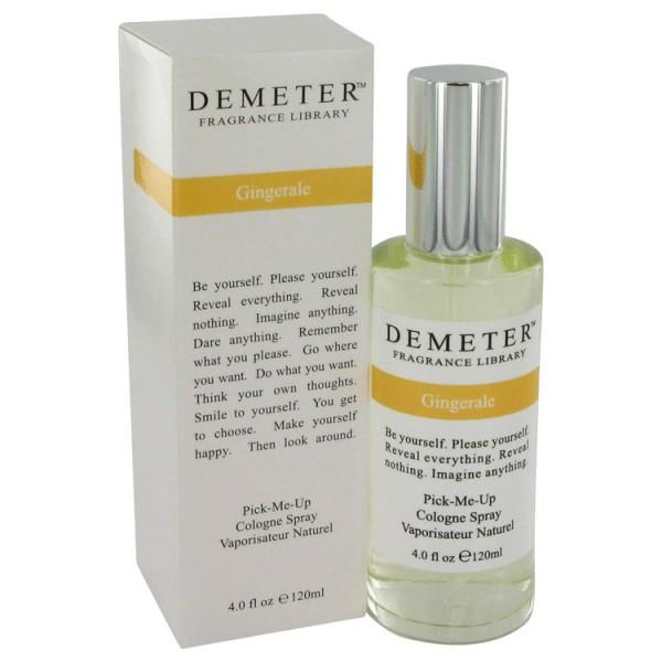 Demeter - Gingerale : Cologne Spray 4 Oz / 120 ml