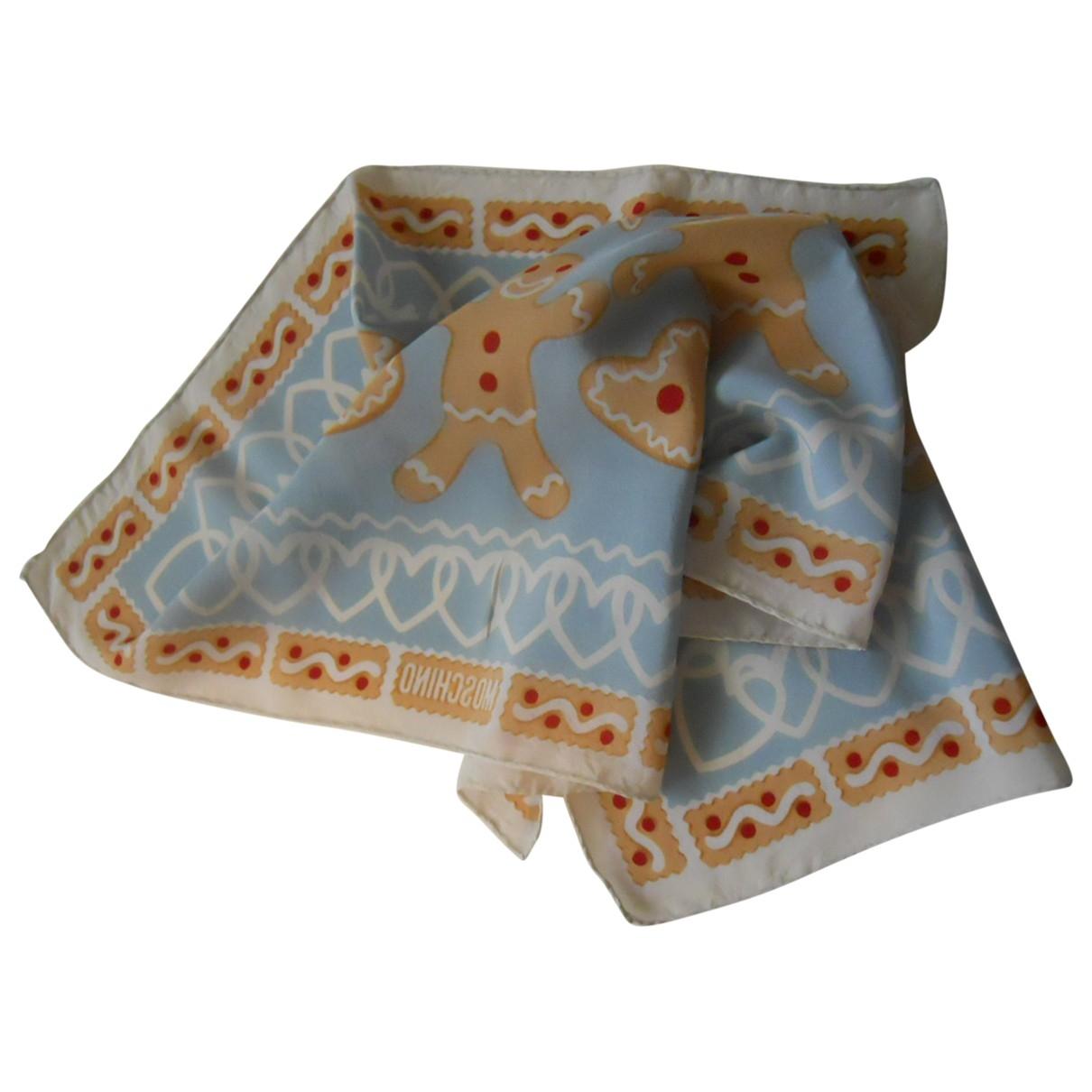 Moschino \N Multicolour scarf for Women \N