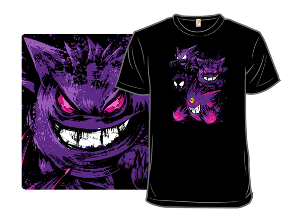 Ghost Evolution T Shirt