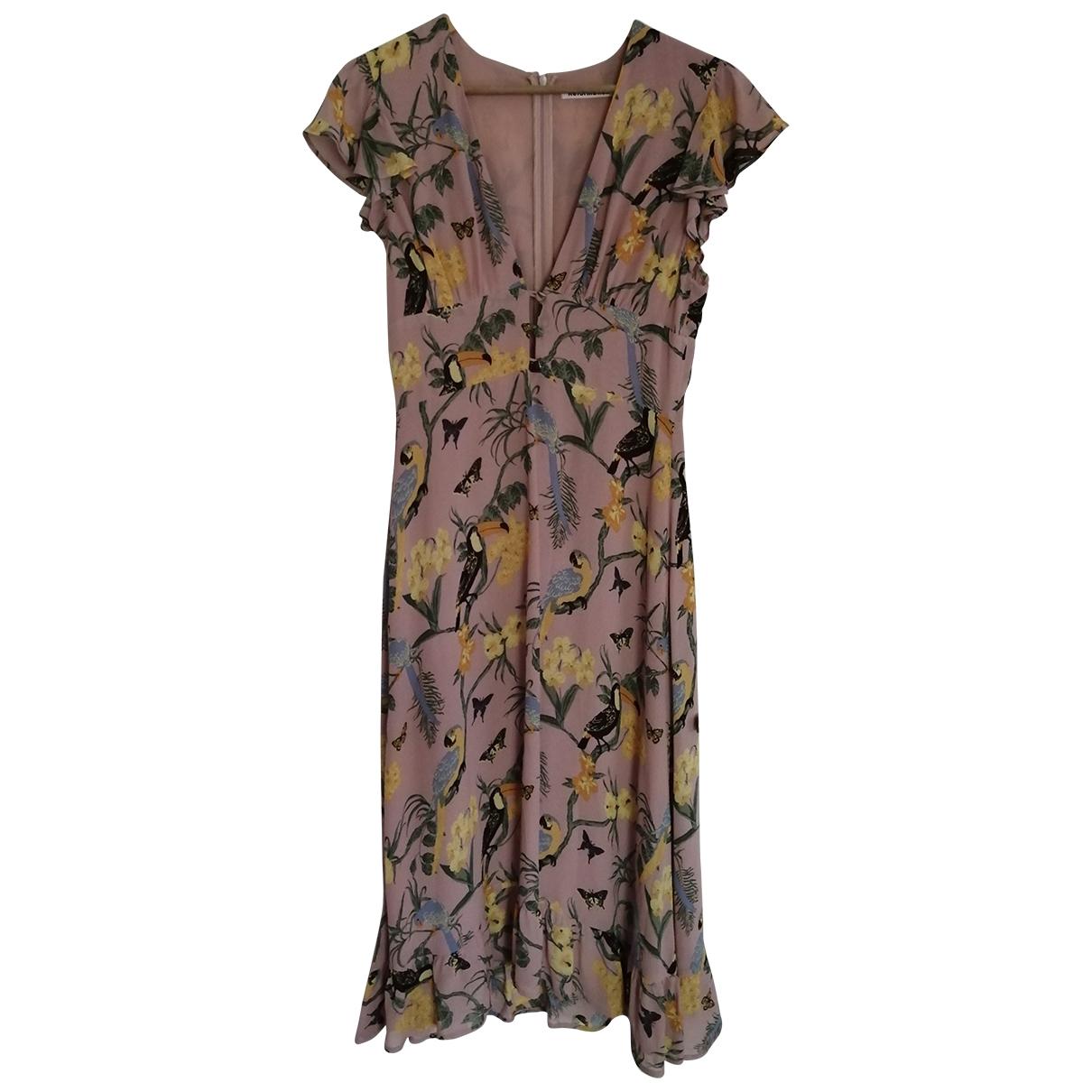 Reformation \N Purple dress for Women 6 US