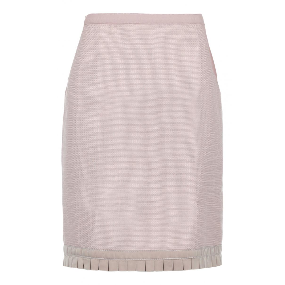 Louis Vuitton \N Rocke in  Rosa Synthetik