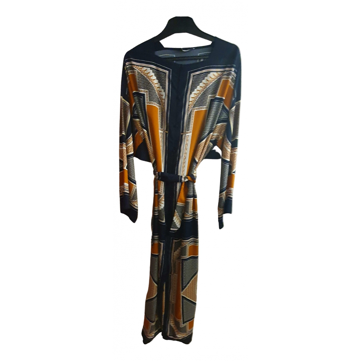 Rosetta Getty \N Multicolour Silk dress for Women XS International