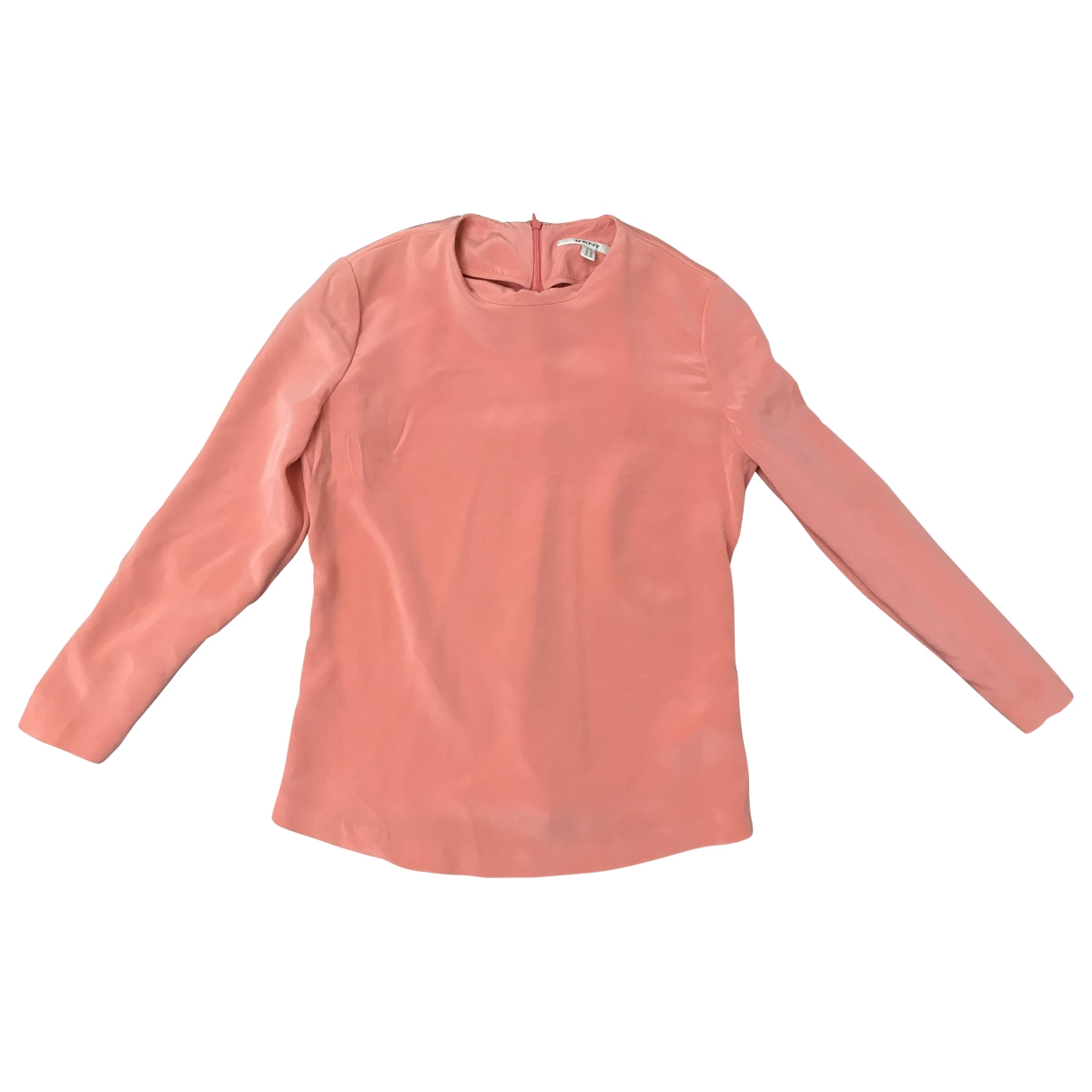 Non Signé / Unsigned \N Silk  top for Women 36 FR