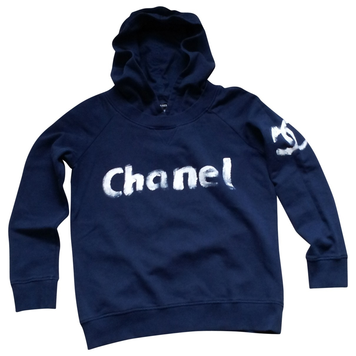 Chanel \N Navy Cashmere Knitwear for Women M International