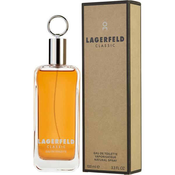 Lagerfeld Classic - Karl Lagerfeld Eau de toilette en espray 100 ML