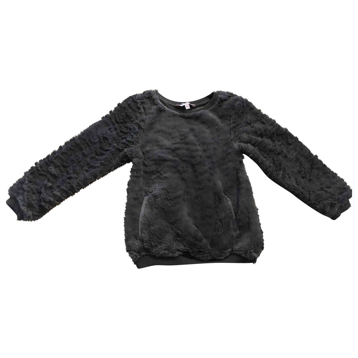 Non Signé / Unsigned \N Grey Knitwear for Kids 3 years - up to 98cm FR