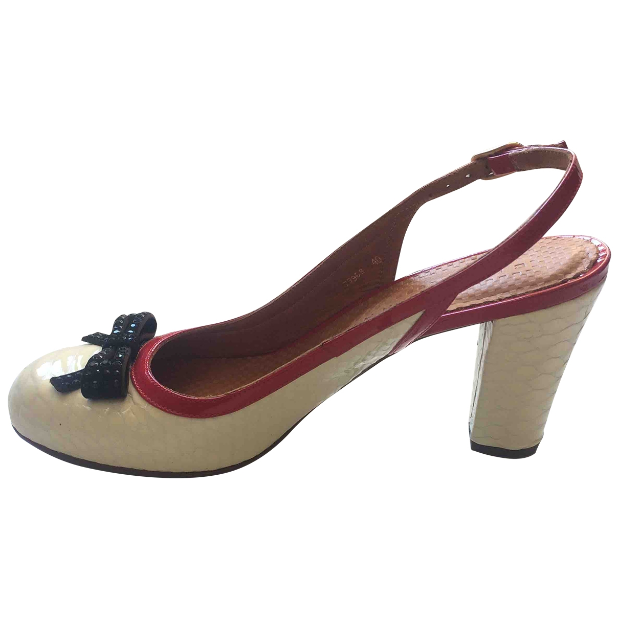 Chie Mihara \N Multicolour Leather Heels for Women 40 EU