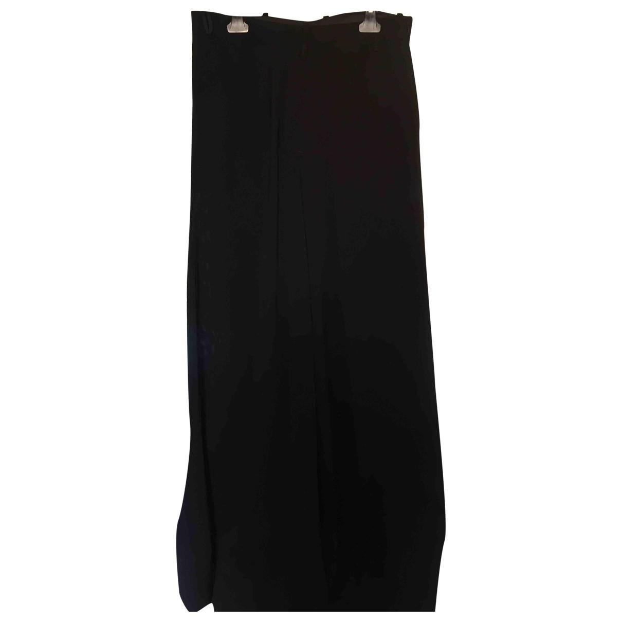 Neil Barrett \N Black Trousers for Women 42 IT