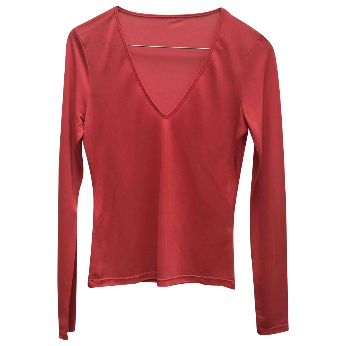 Non Signé / Unsigned \N Pink  top for Women S International