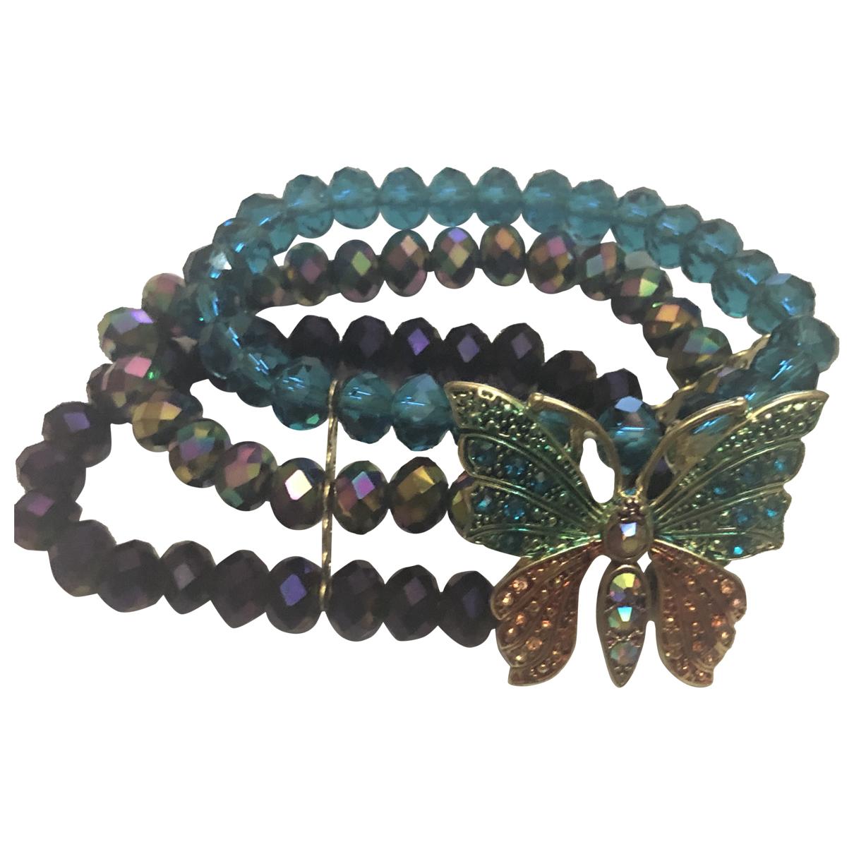 - Bracelet Motifs Animaliers pour femme en cristal - multicolore