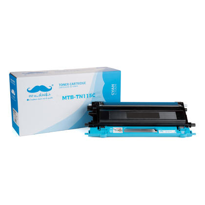 Compatible Brother DCP-9045CN Cyan Toner Cartridge