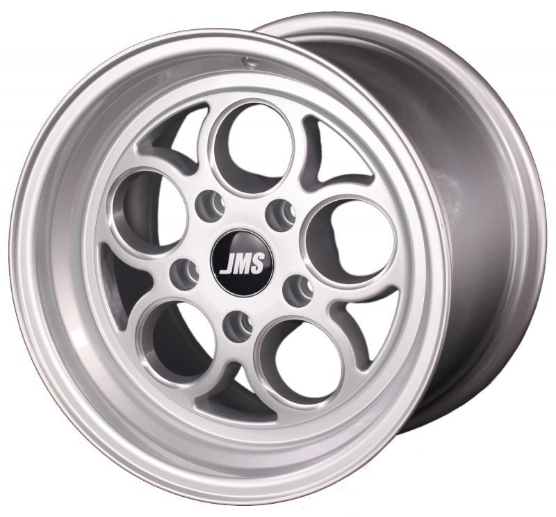 JMS 17 inch X 10 inch Rear Wheel w/ Lug Nuts