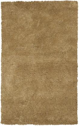 350097 8' x 11' Polyester Gold Area