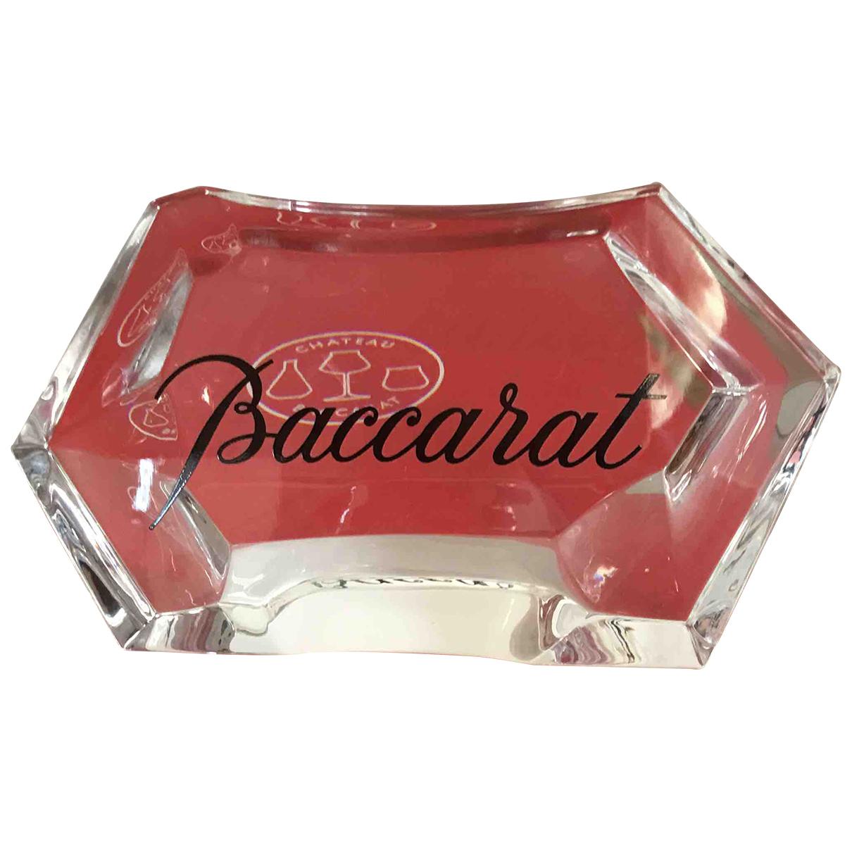 Baccarat \N Accessoires und Dekoration in Kristall