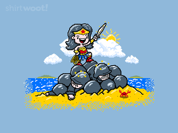 Super Smash Sister T Shirt