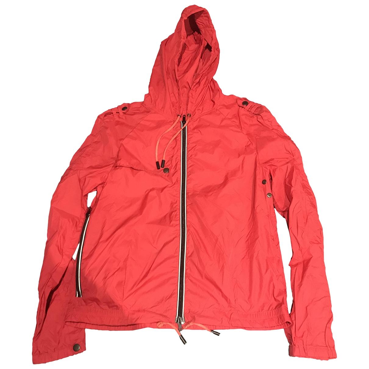 Costume National \N Red jacket  for Men 46 IT