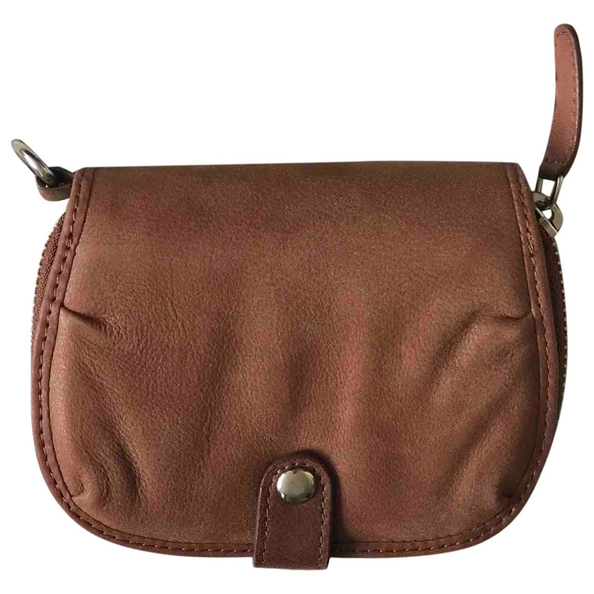 Vanessa Bruno \N Brown Leather wallet for Women \N