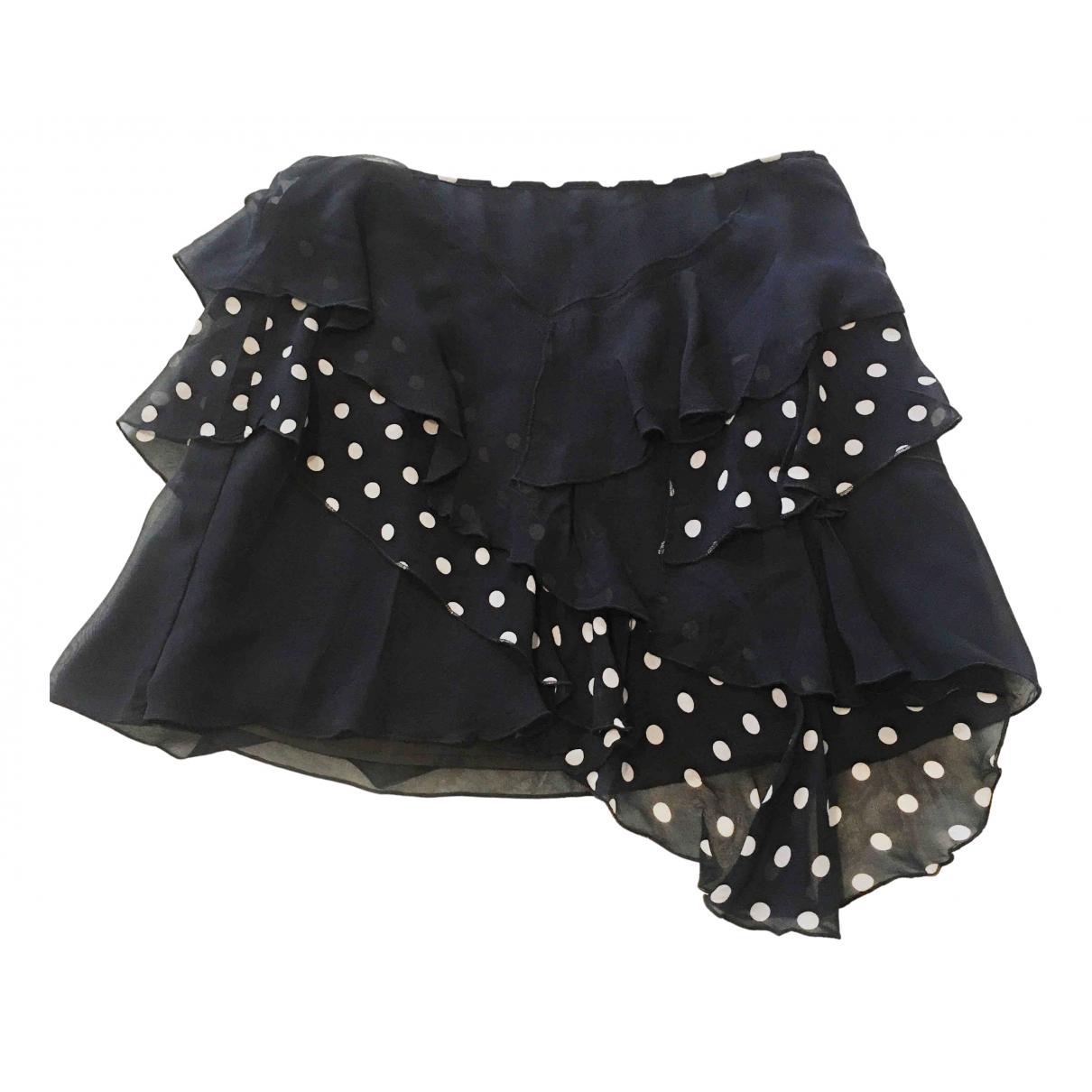 Mini falda de Seda Max & Co