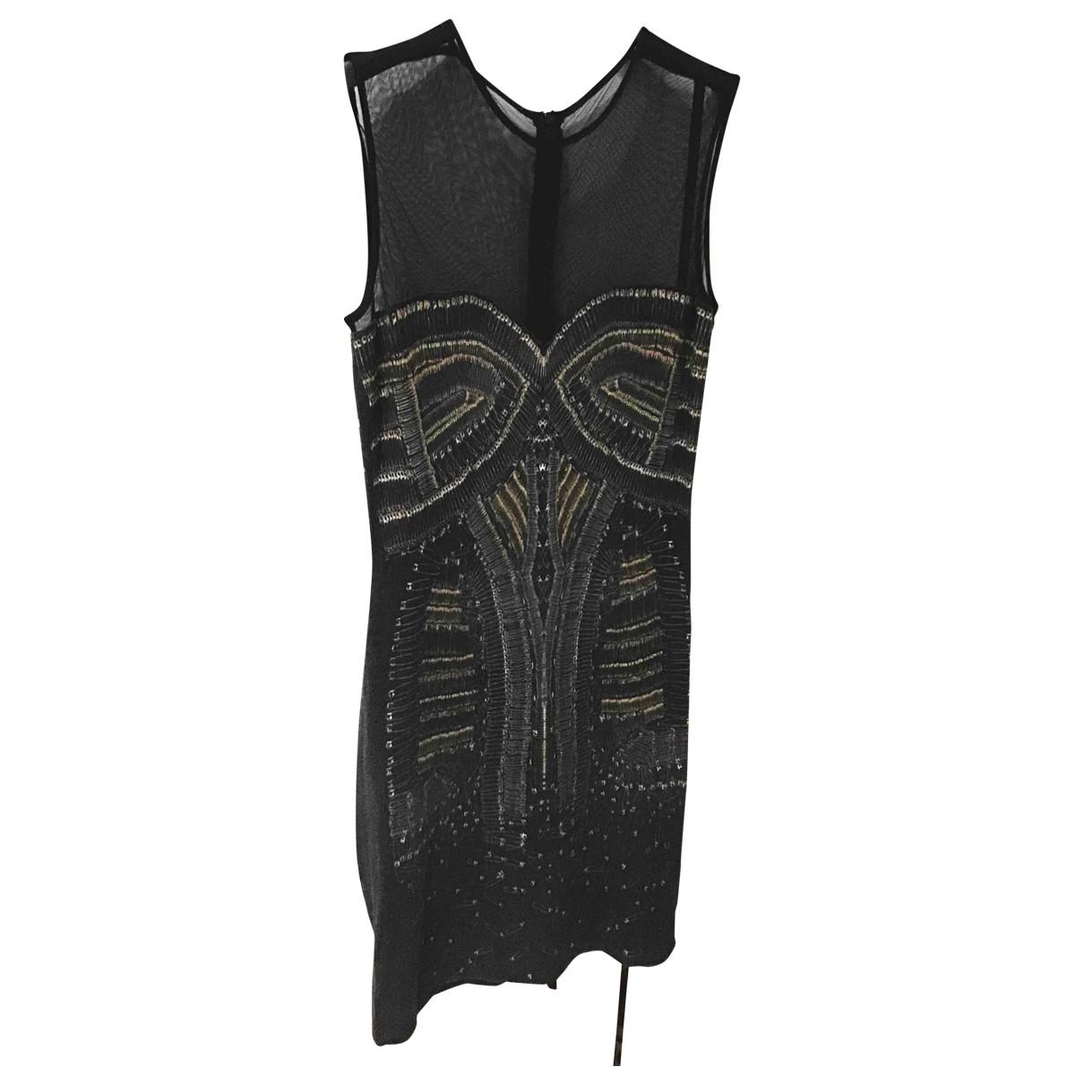 Alexander Mcqueen \N Kleid in  Bunt Polyester