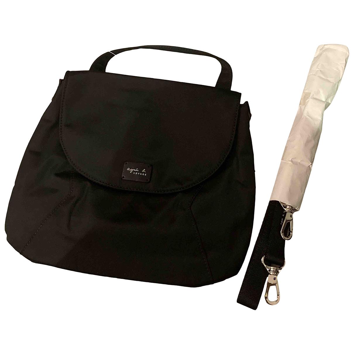 Agnès B. N Black handbag for Women N
