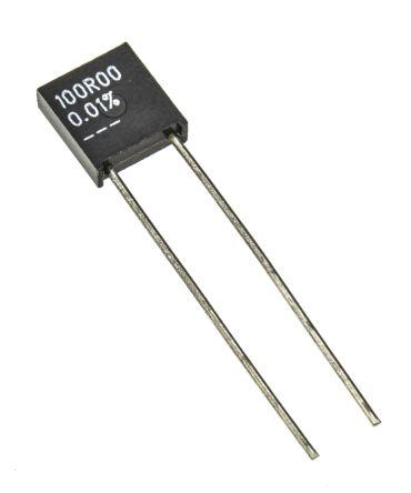 Vishay 100Ω 0.5W Metal Foil Resistor ±0.01% ±2ppm/°C RCKO2 100R 0.01%