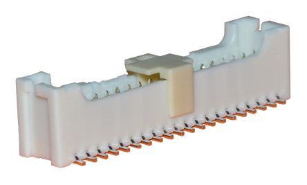 JST , PUD, 40 Way, 2 Row, Straight PCB Header (50)