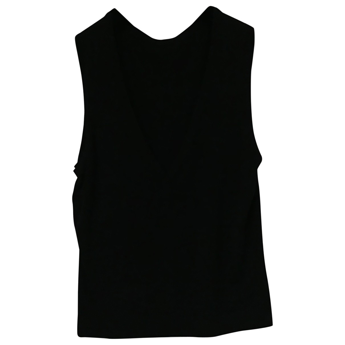 Alaia - Top   pour femme - noir