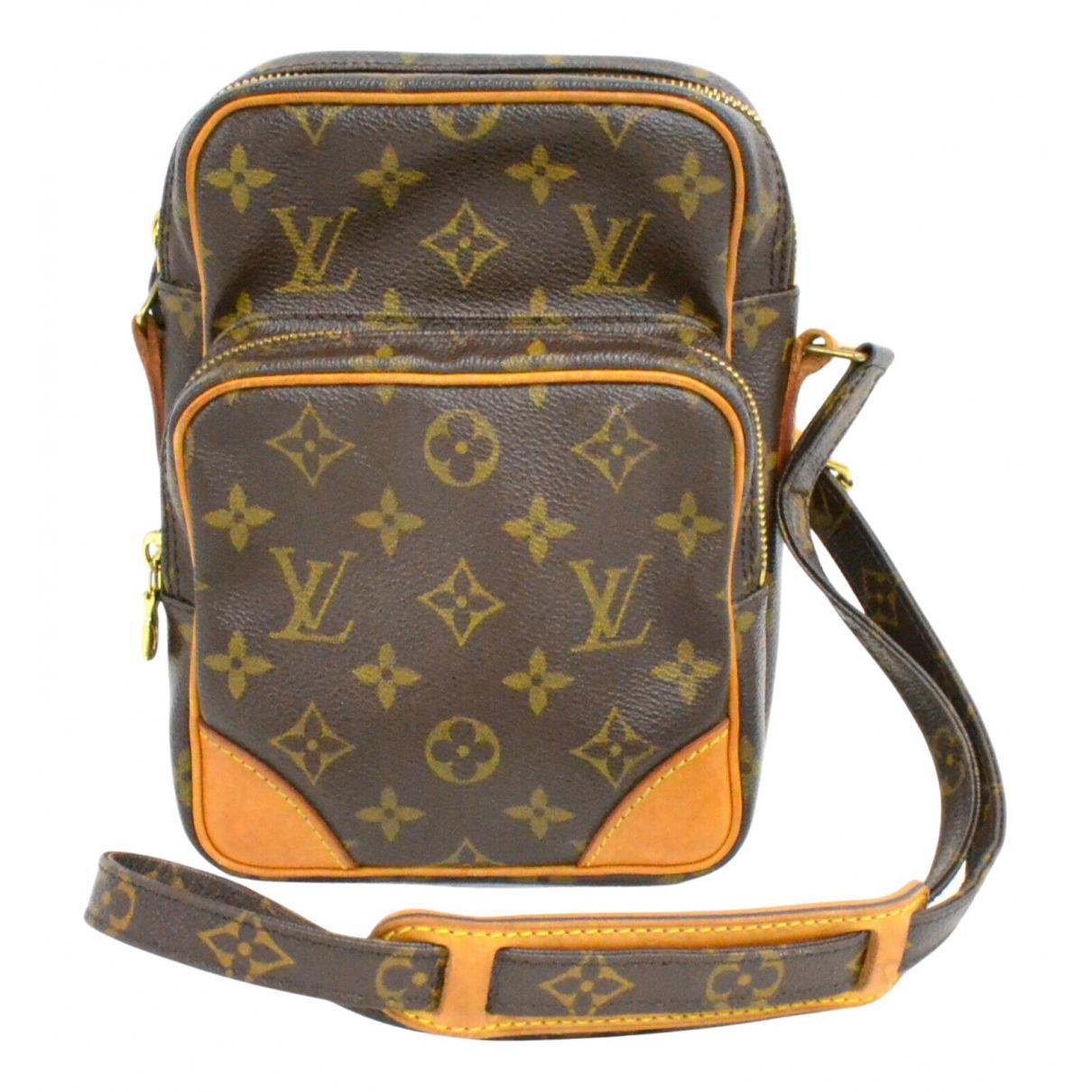 Bandolera Amazon de Lona Louis Vuitton