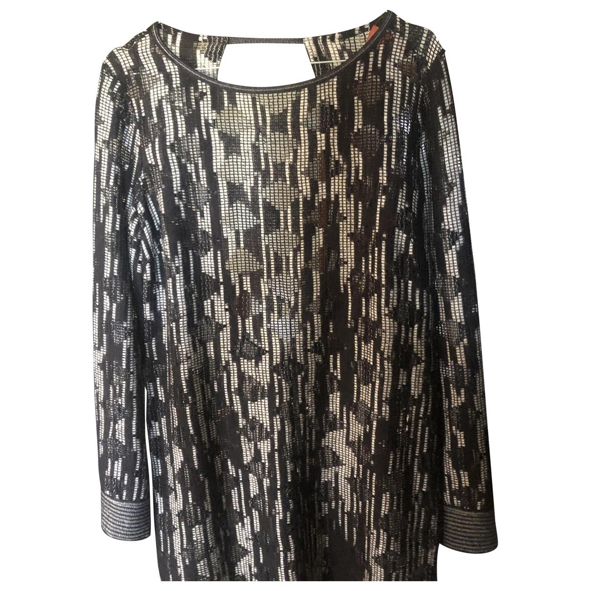 Missoni - Robe   pour femme - anthracite