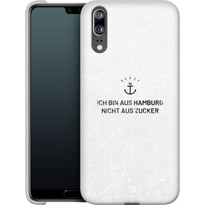 Huawei P20 Smartphone Huelle - Ich Bin Aus Hamburg von caseable Designs