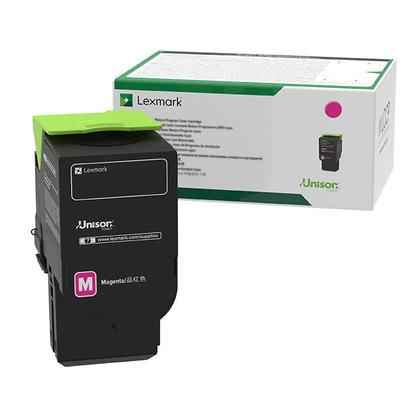 Lexmark C2310M0 Original Magenta Return Program Toner Cartridge