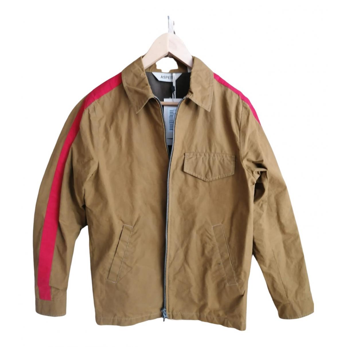 Aspesi \N Camel Cotton jacket  for Men M International