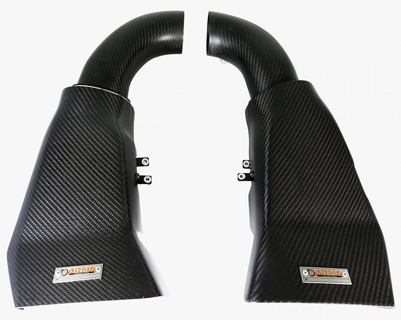 ARMASpeed ARMAAD0RS5-A Hyper Flow Carbon Fiber Intake Kit Audi RS5 16-18