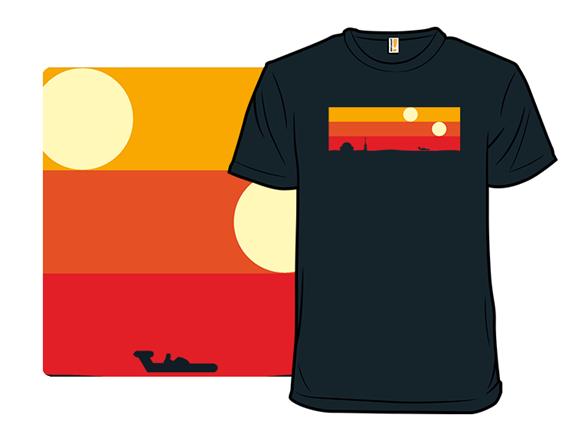 Dune Sea Remix T Shirt