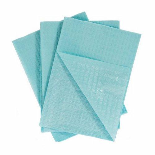 Procedure Towel McKesson 13 X 18 Inch Blue - Case of 500 by McKesson