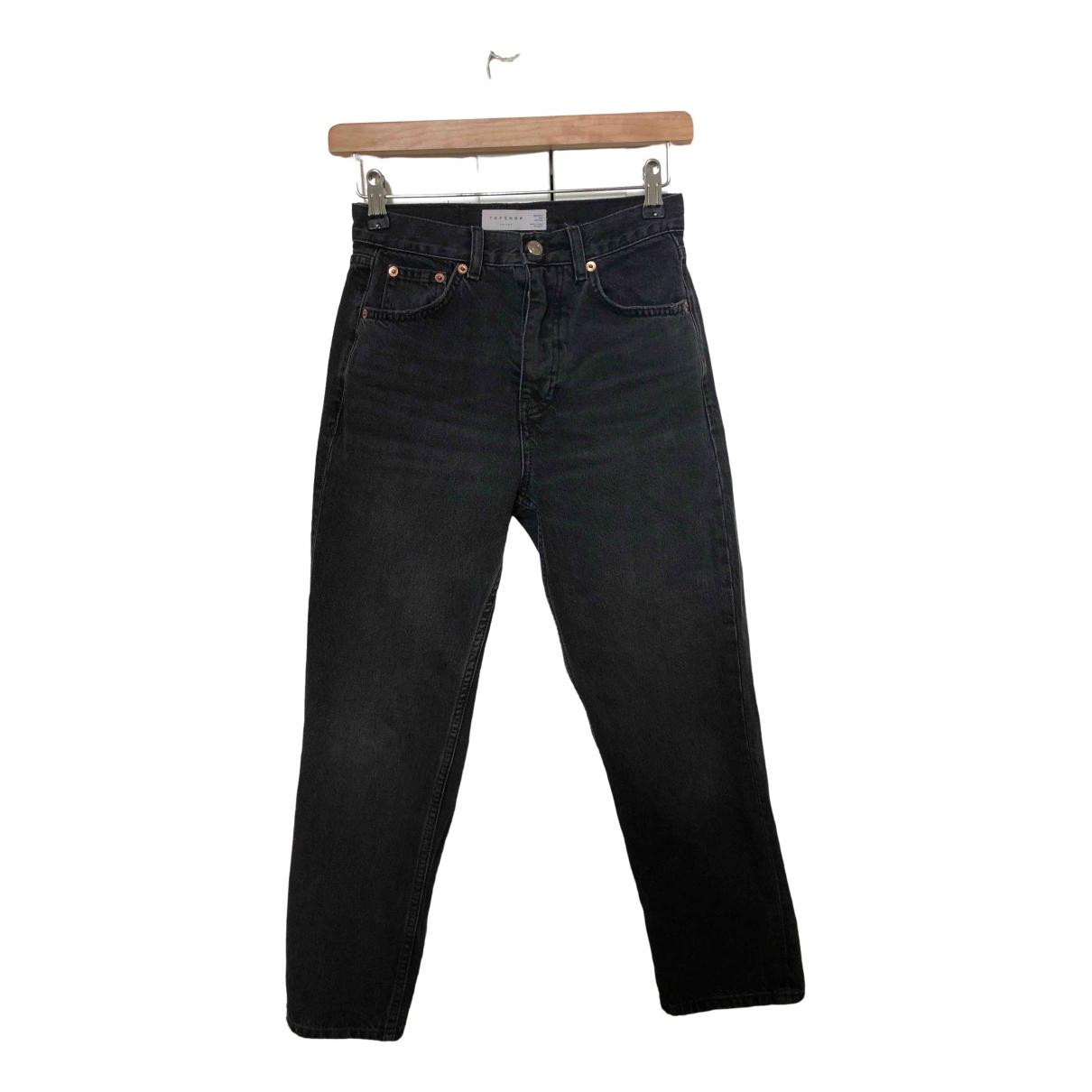 tophop \N Black Denim - Jeans Jeans for Women 25 US