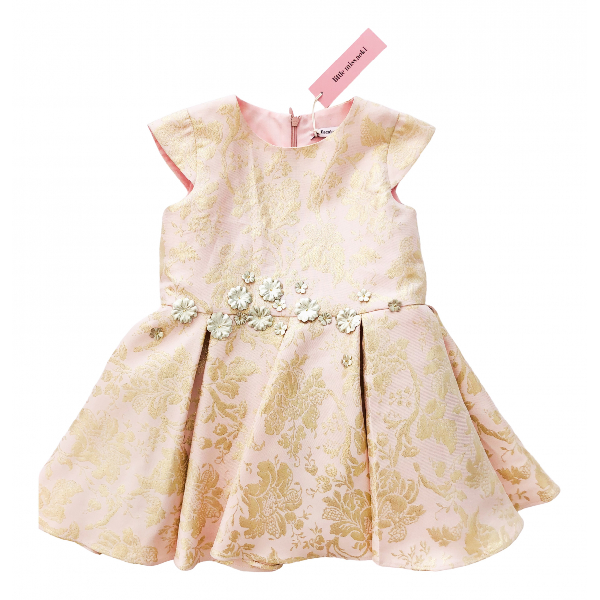 Mischka Aoki N Pink dress for Kids 4 years - until 40 inches UK