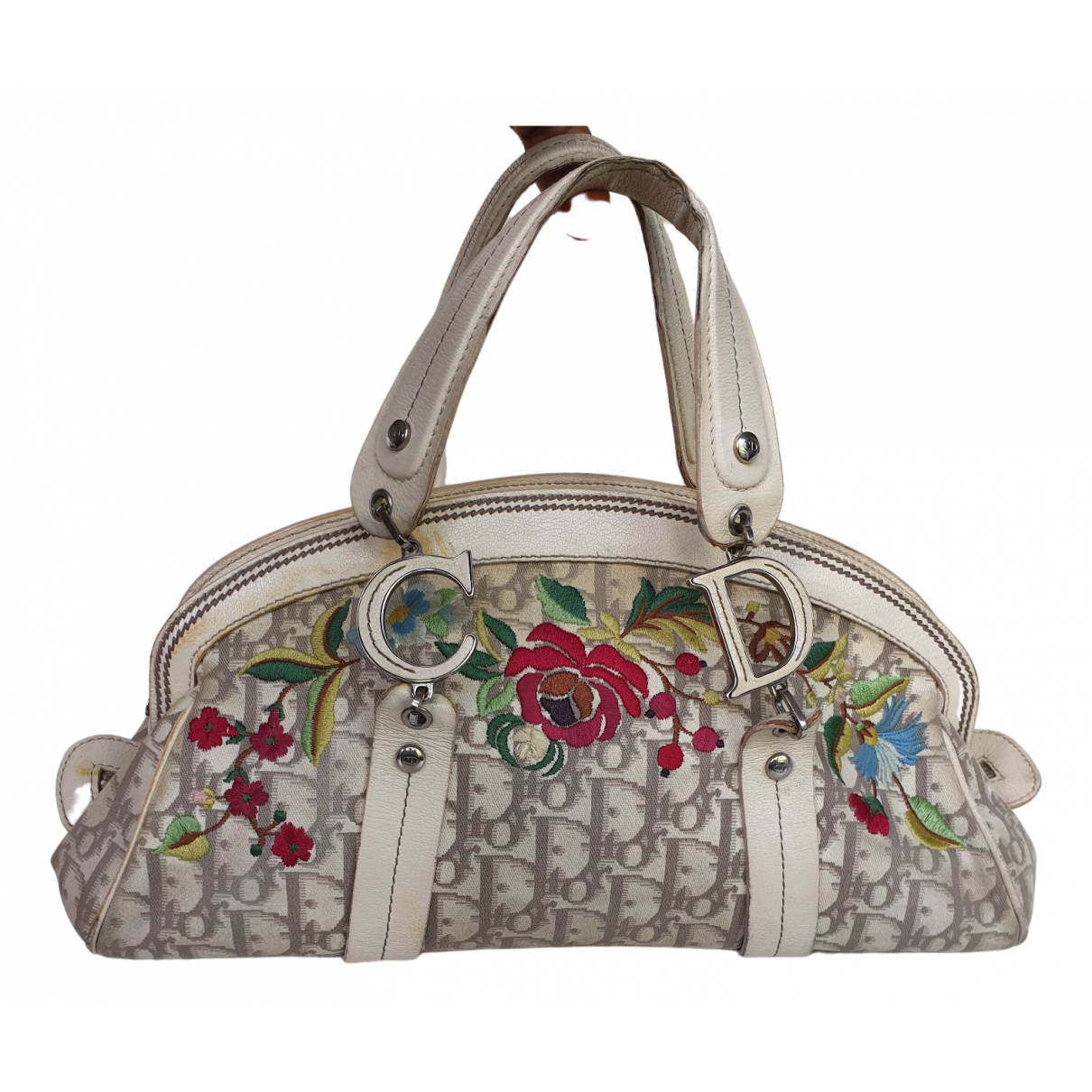 Dior Détective Multicolour Cloth handbag for Women \N