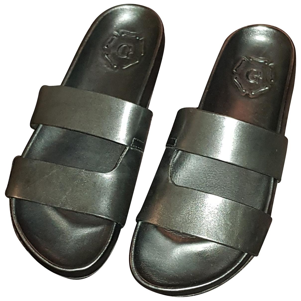 Grenson - Sandales   pour femme - noir