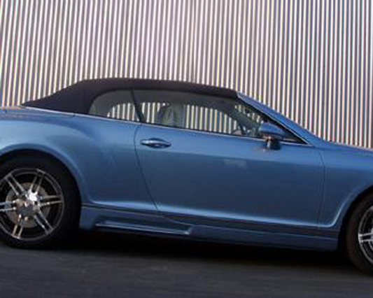 Mansory 630 C88 852 Right Side Skirt Bentley Continental GT Convertible 03-10