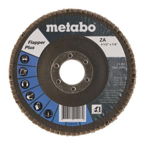 Metabo 4 1/2 In. Flapper Plus 36 7/8 T29 Fiberglass