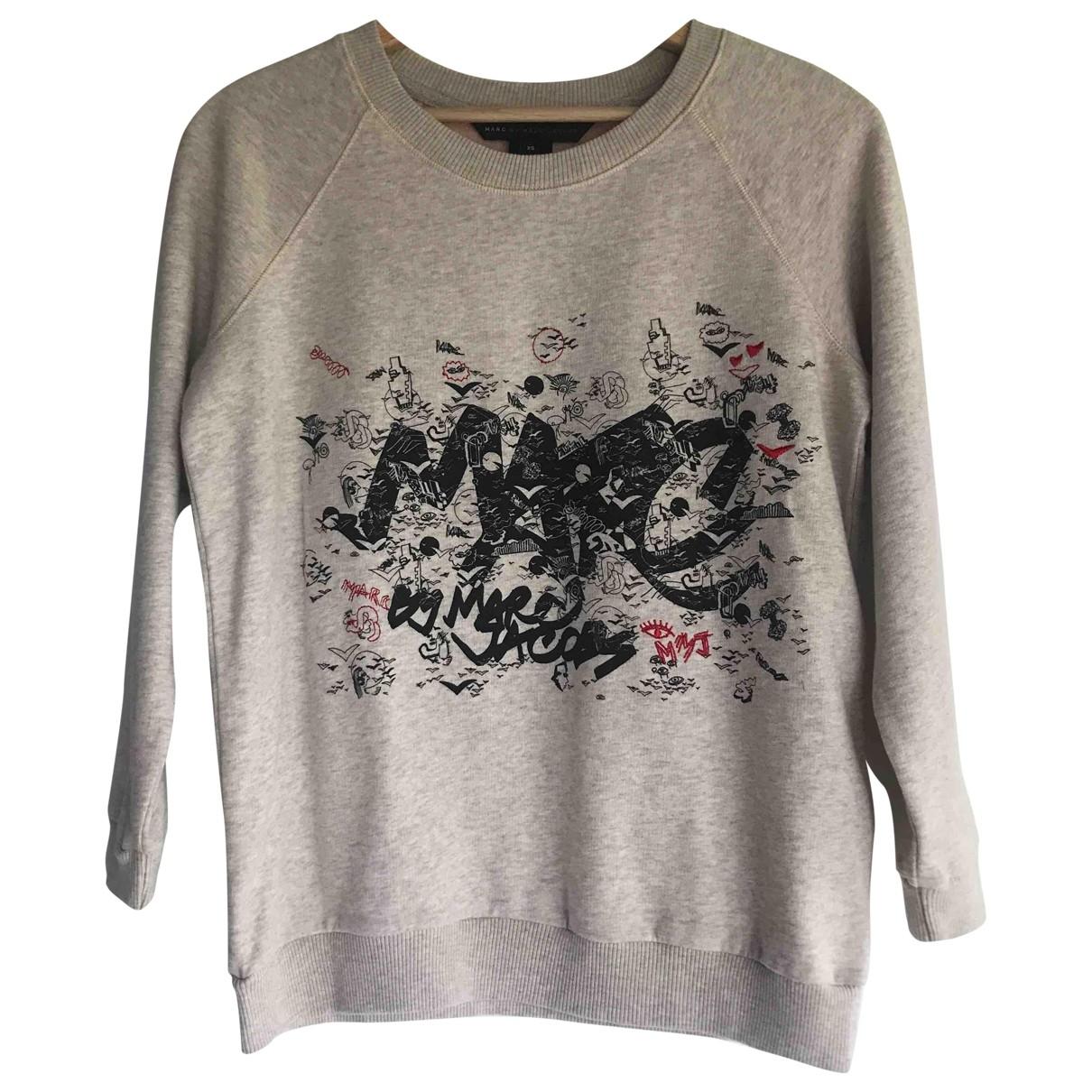 Marc By Marc Jacobs \N Beige Cotton Knitwear for Women XS International