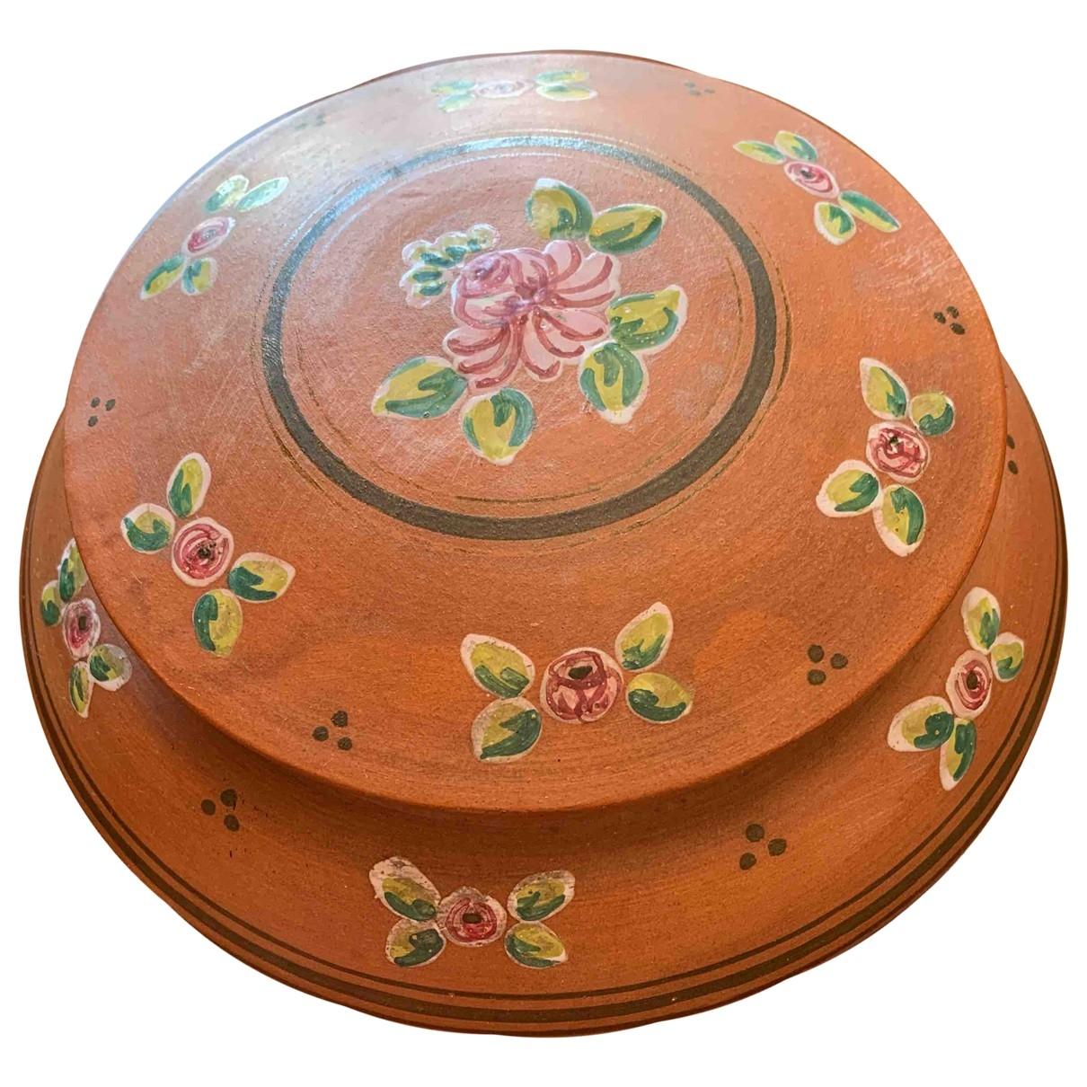 - Arts de la table   pour lifestyle en ceramique - marron